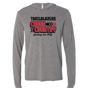 Trailblazers Long Sleeve Hooded Tee