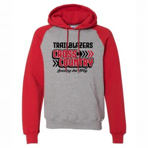 Trailblazers Cross Country Hoodie