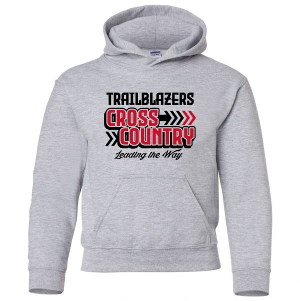 Trailblazers youth hoodie